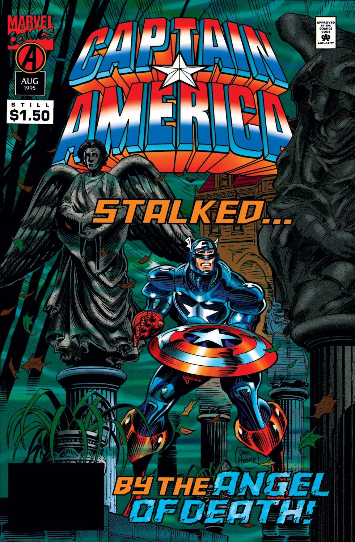 Captain America (1968) #442