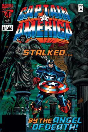 Captain America #442