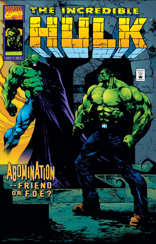 Incredible Hulk (1962) #431
