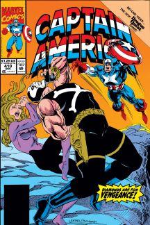 Captain America #410