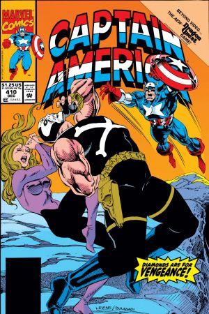 Captain America (1968) #410