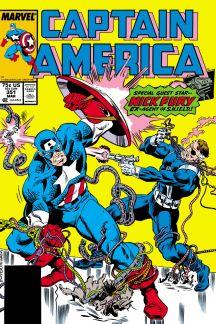 Captain America (1968) #351