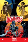 NEW WARRIORS 2 (ANMN, WITH DIGITAL CODE)
