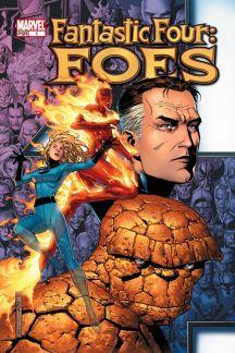 Fantastic Four: Foes (2005) #1