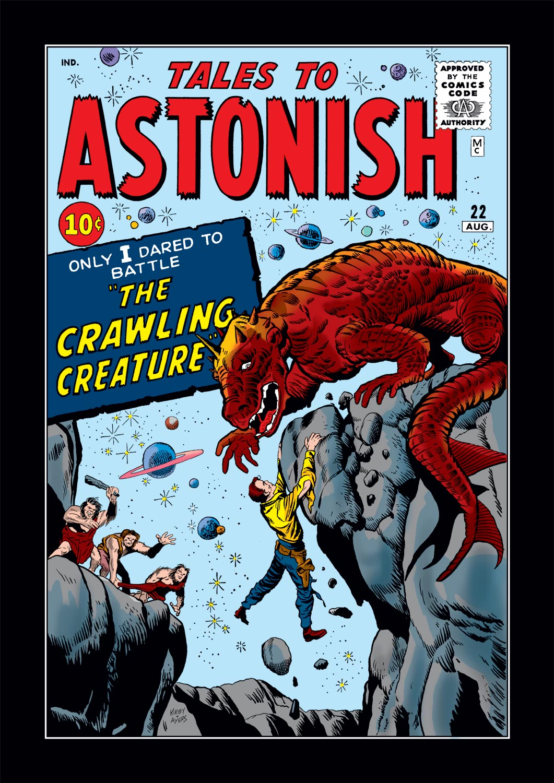 Tales to Astonish (1959) #22