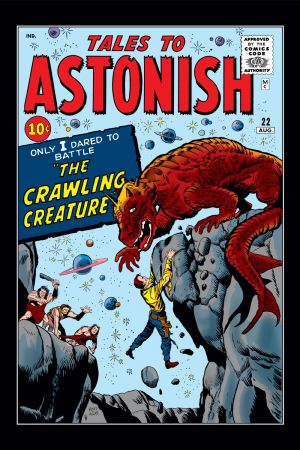 Tales to Astonish #22