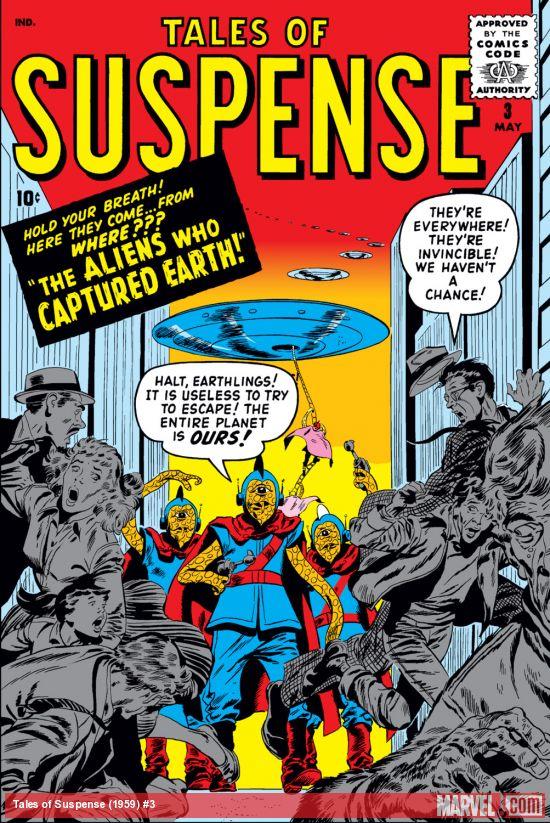 Tales of Suspense (1959) #3