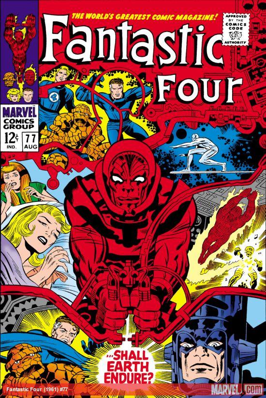 Fantastic Four (1961) #77