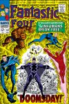 Fantastic Four (1961) #59 Cover