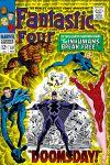 Fantastic Four (1961) #59 Cover