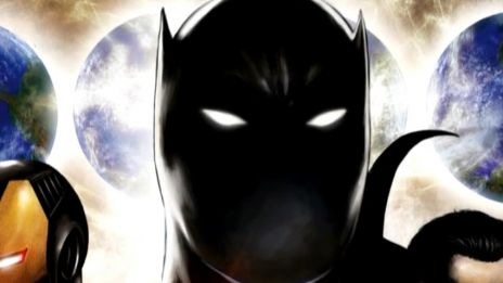Marvel AR: Black Panther Character Bio