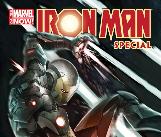 IRON MAN SPECIAL 1 (ANMN, WITH DIGITAL CODE)