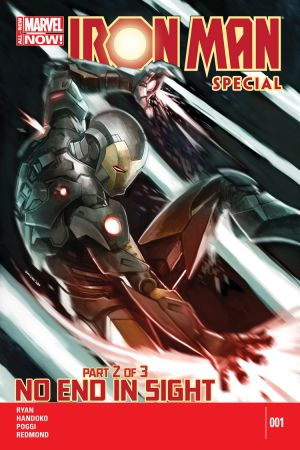 Iron Man Special (2014) #1