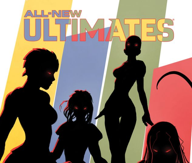 ALL-NEW ULTIMATES 8 (WITH DIGITAL CODE)