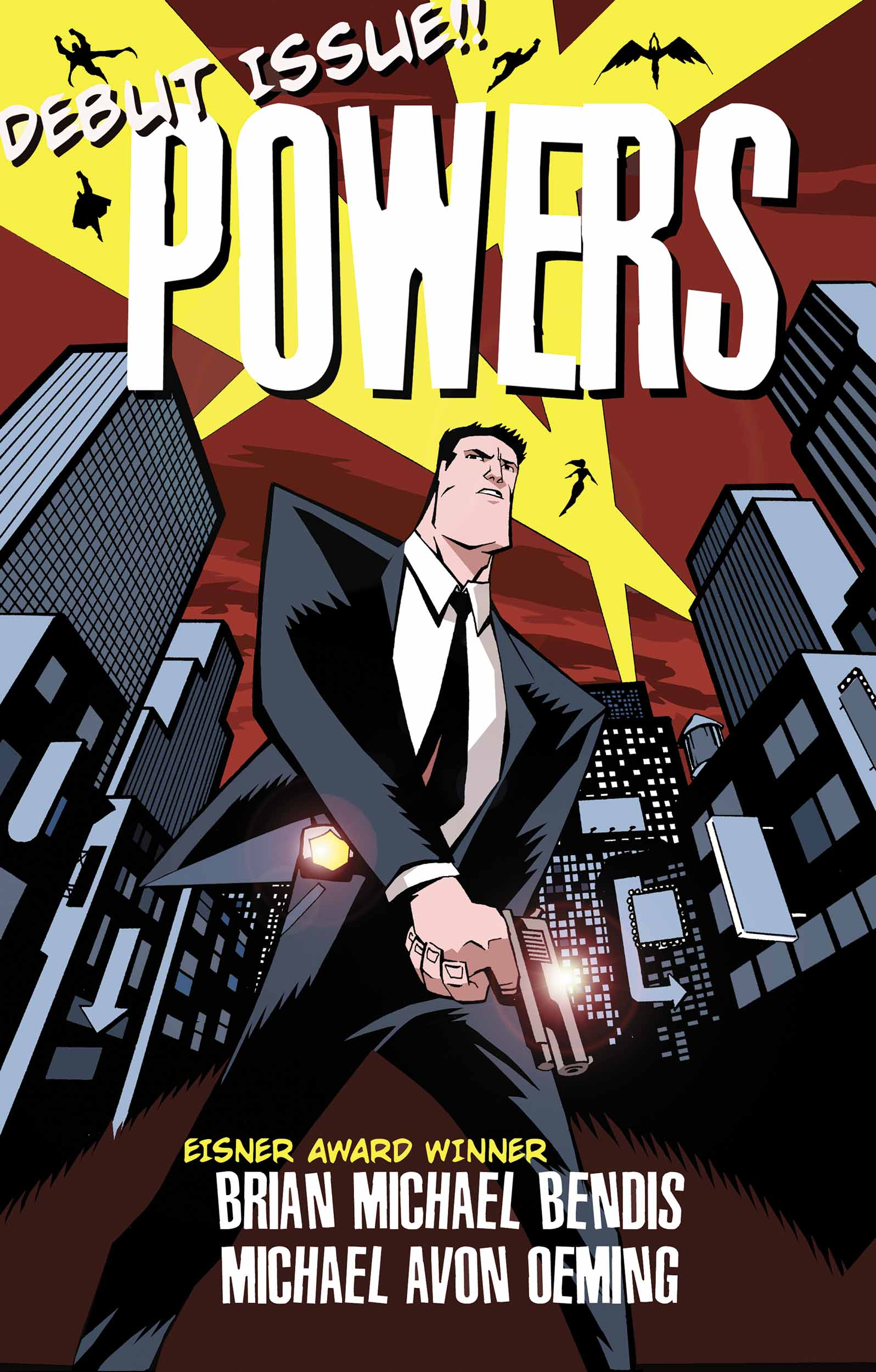 Powers Firsts (2015) #1