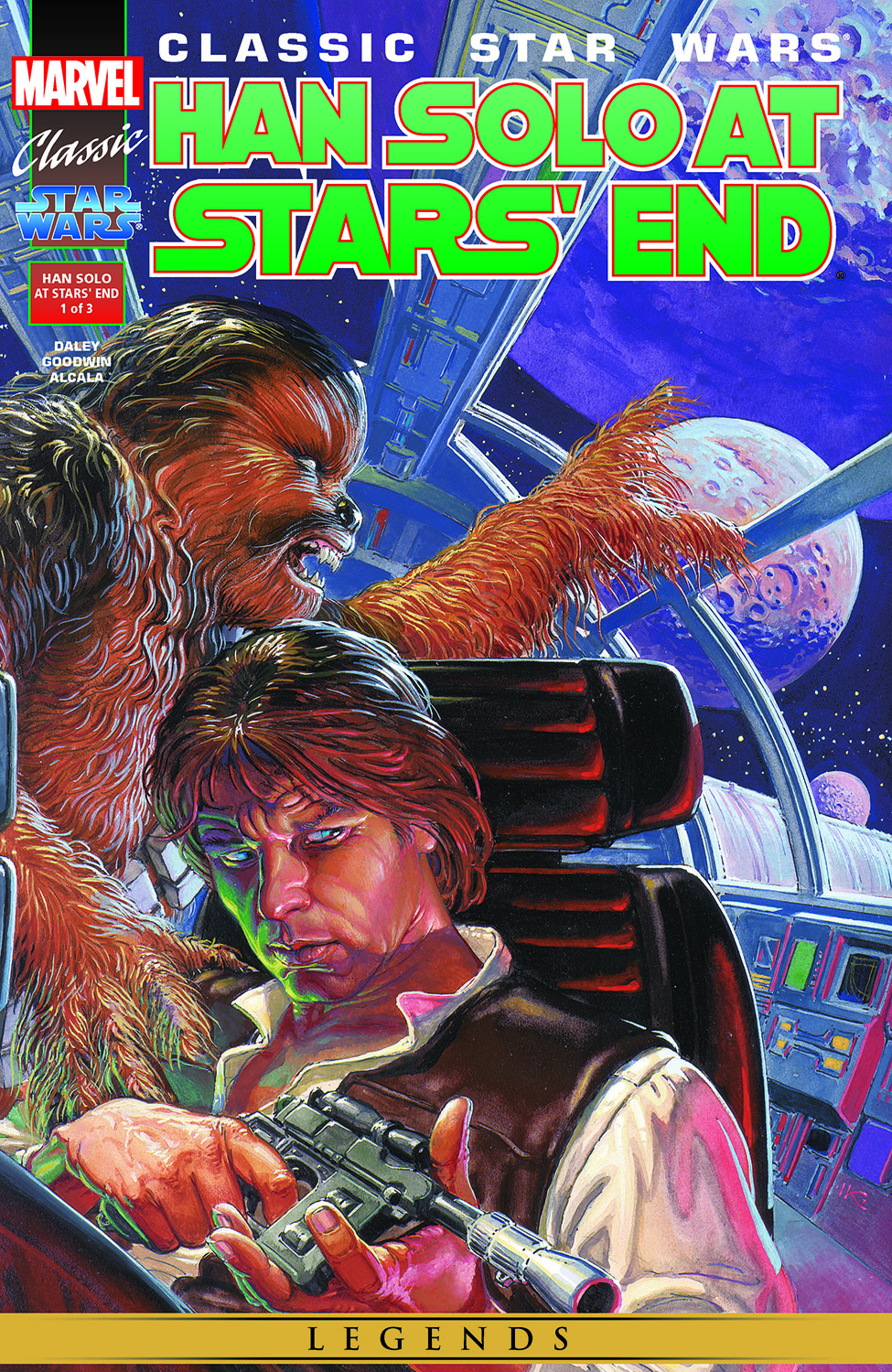 Classic Star Wars: Han Solo at Stars' End (1997) #1