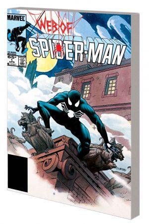 Spider-Man: The Complete Alien Costume Saga Book 2 (Trade Paperback)