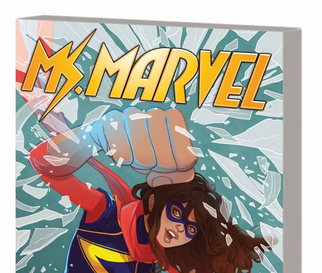 MS. MARVEL VOL. 3: CRUSHED TPB