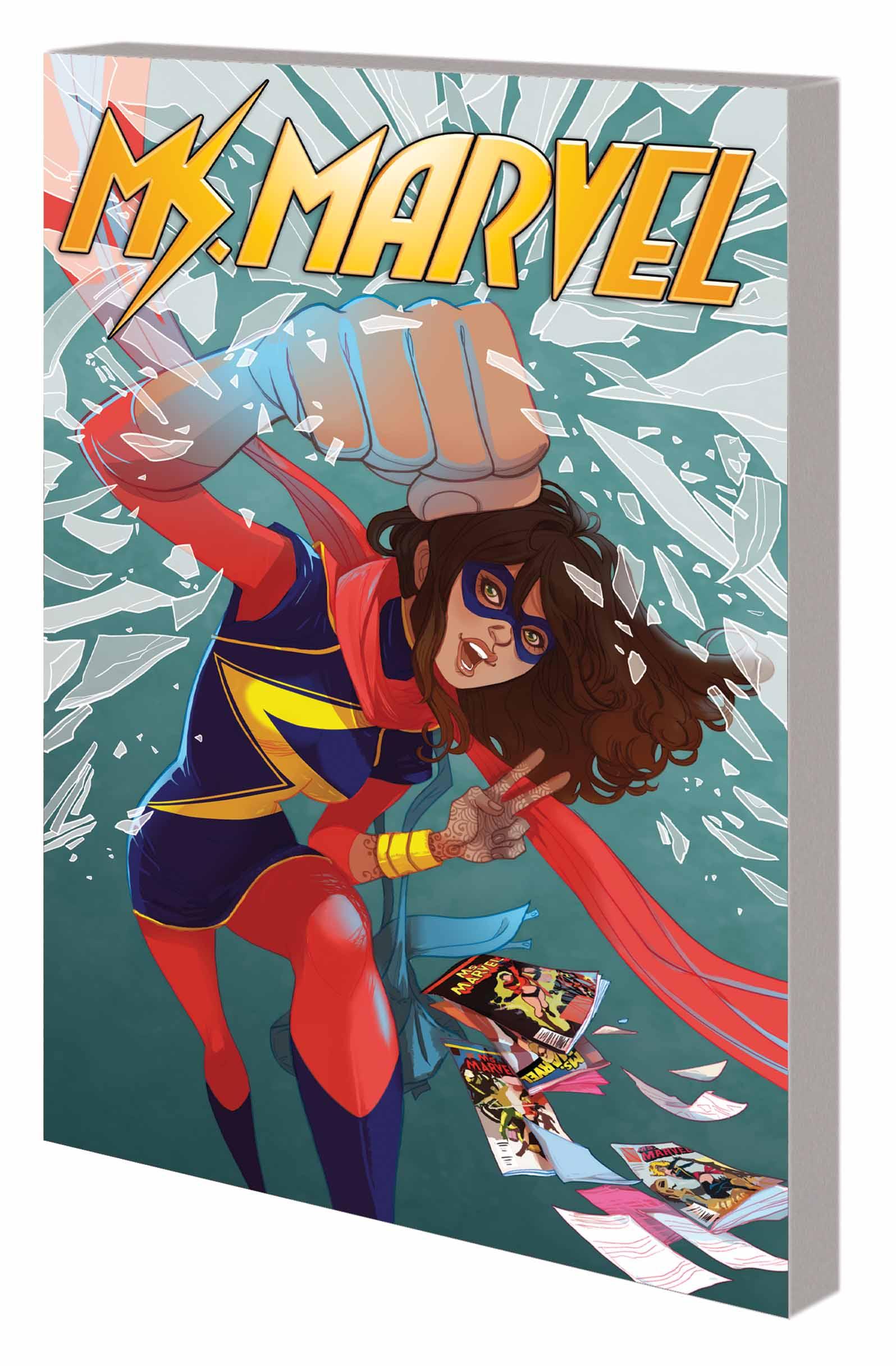 Ms. Marvel Vol. 3: Crushed (Trade Paperback)
