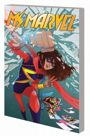 Ms. Marvel Vol. 3: Crushed (Trade Paperback)