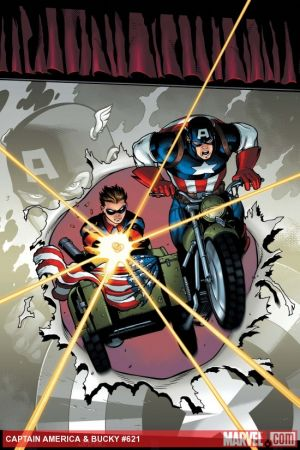 Captain America and Bucky (2011 - 2012)