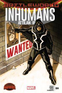 Inhumans: Attilan Rising #4