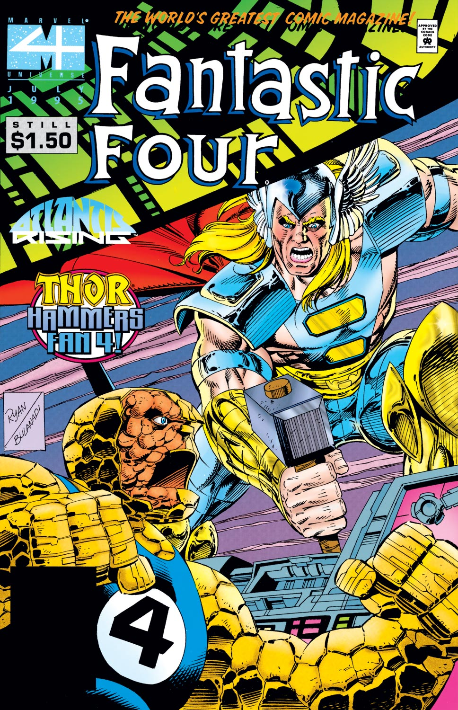 Fantastic Four (1961) #402
