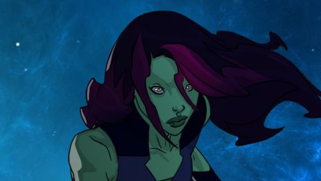 Gamora interview