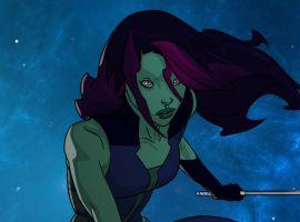 Gamora interview