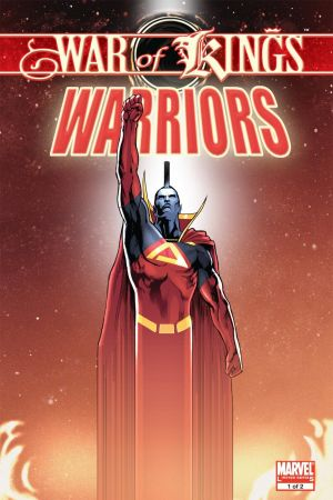 War of Kings: Warriors #1