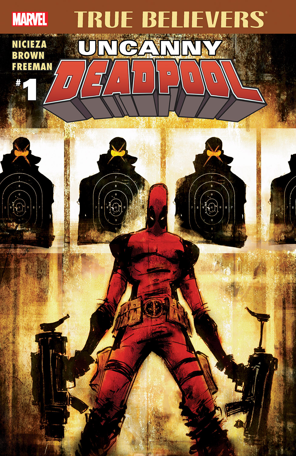 True Believers: Uncanny Deadpool (2016) #1
