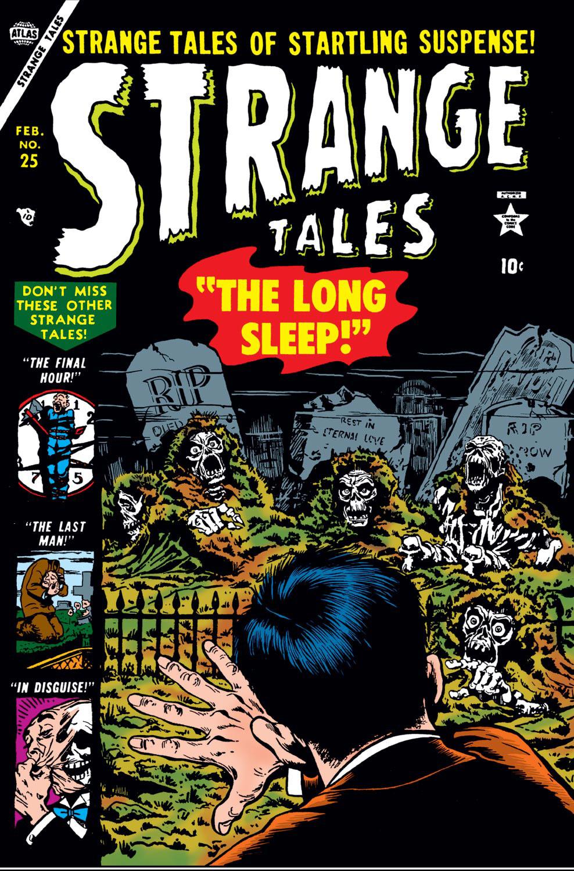 Strange Tales (1951) #25
