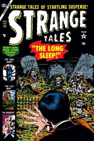 Strange Tales #25