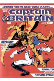 Captain Britain (1985) #3