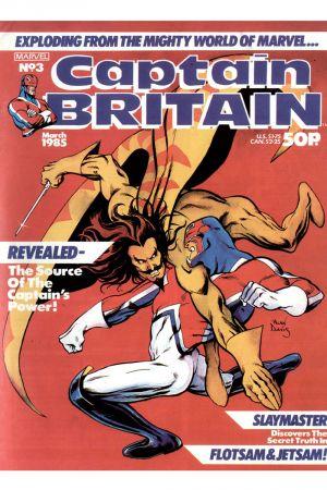 Captain Britain #3