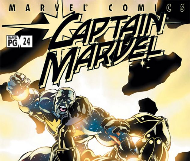 Captain Marvel (2000) #24