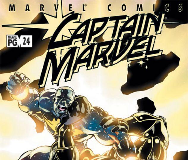 Captain Marvel (2000) #24