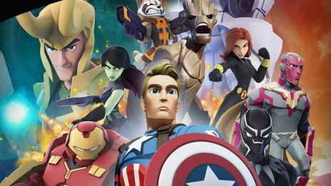 Disney Infinity Next: Marvel Battlegrounds