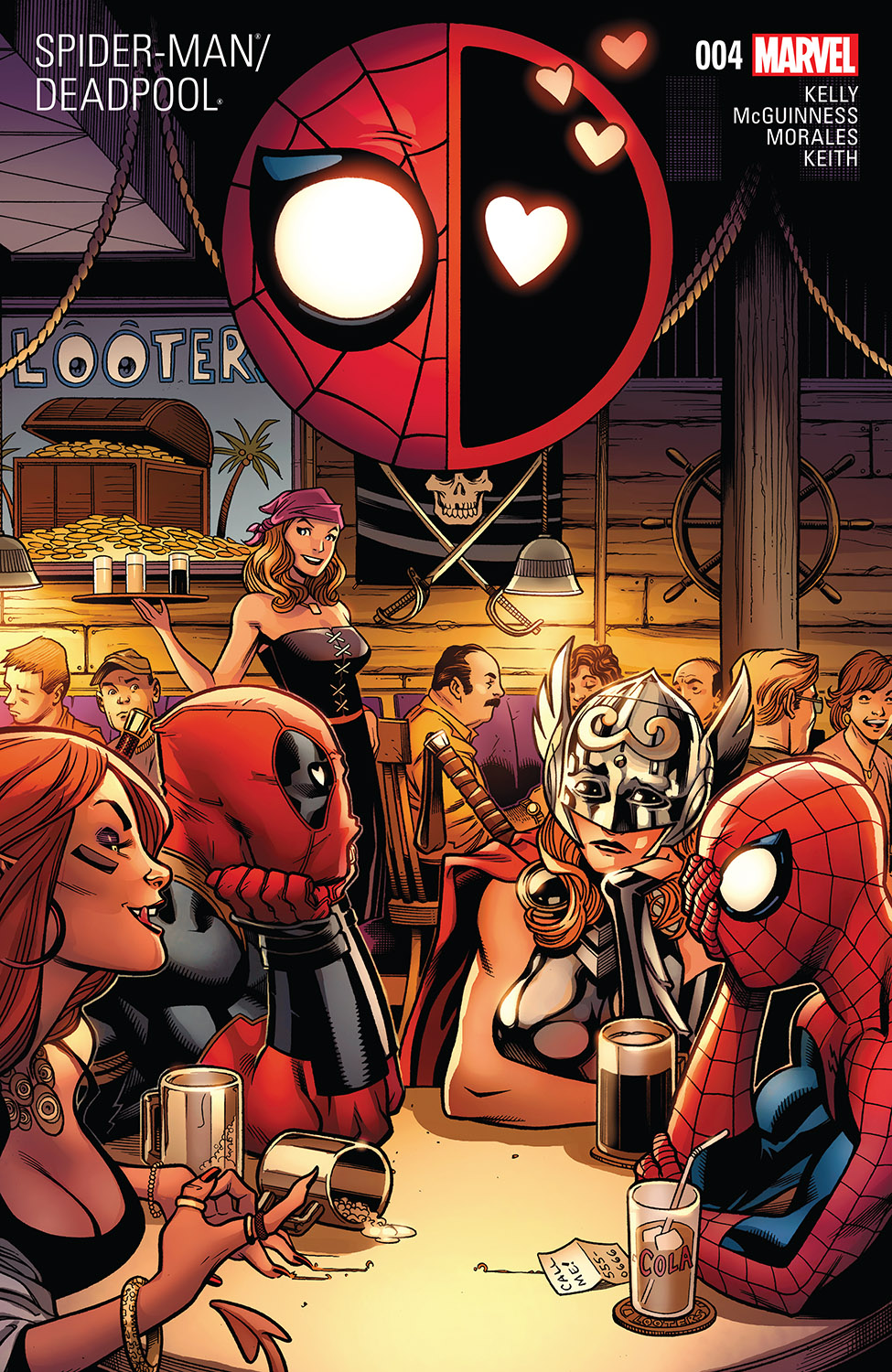 Spider-Man/Deadpool (2016) #4