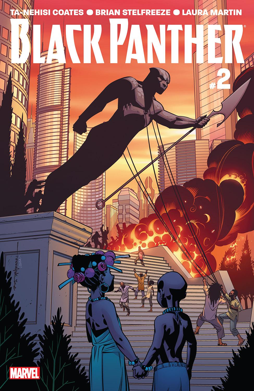 Black Panther (2016) #2