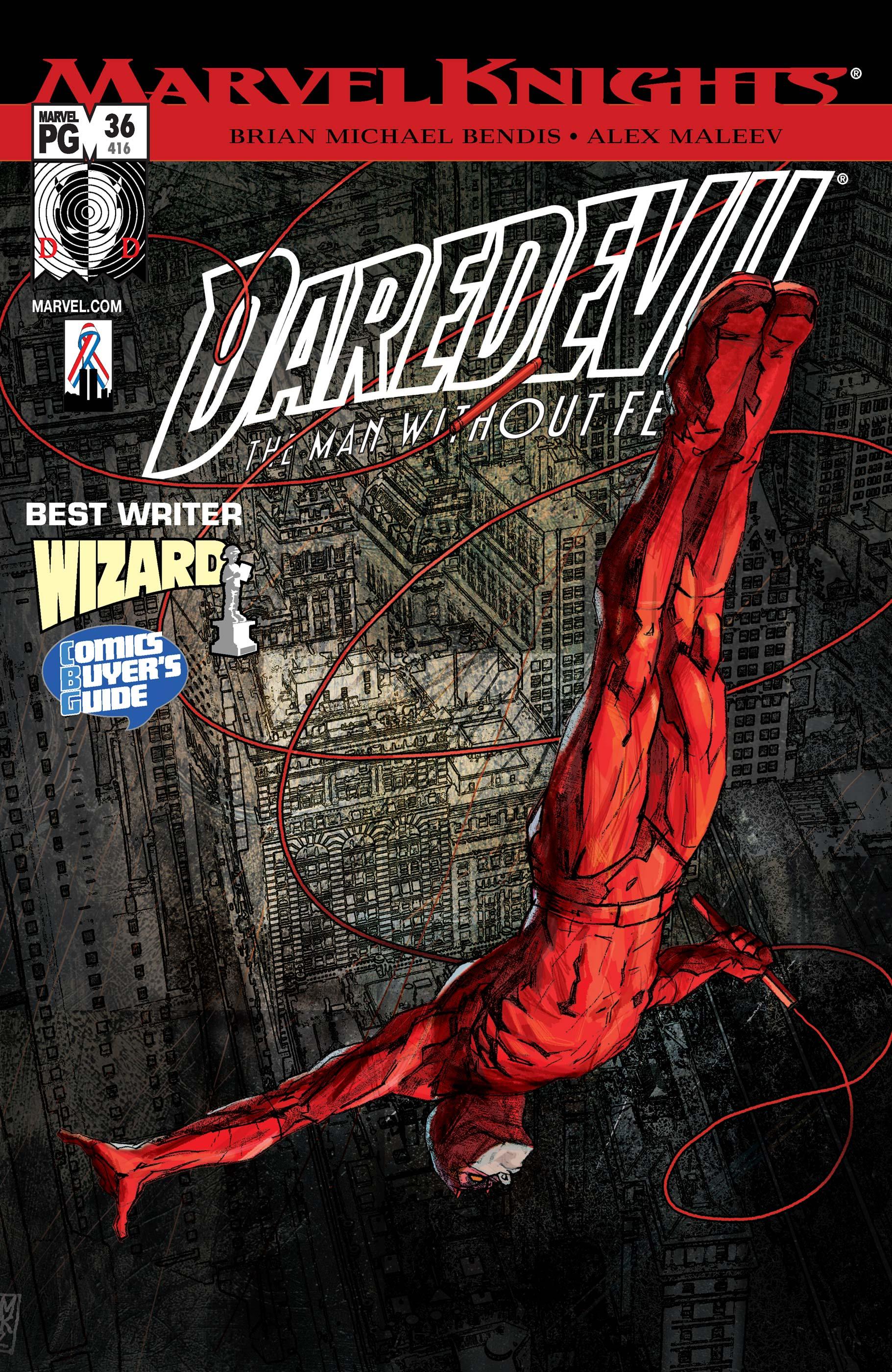 Daredevil (1998) #36