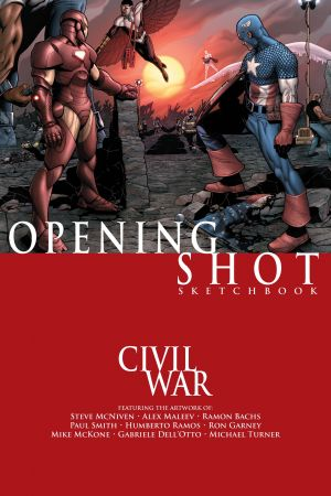 Civil War: Opening Shot (2006)