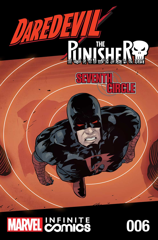 DAREDEVIL/PUNISHER: SEVENTH CIRCLE INFINITE COMIC (2016) #6
