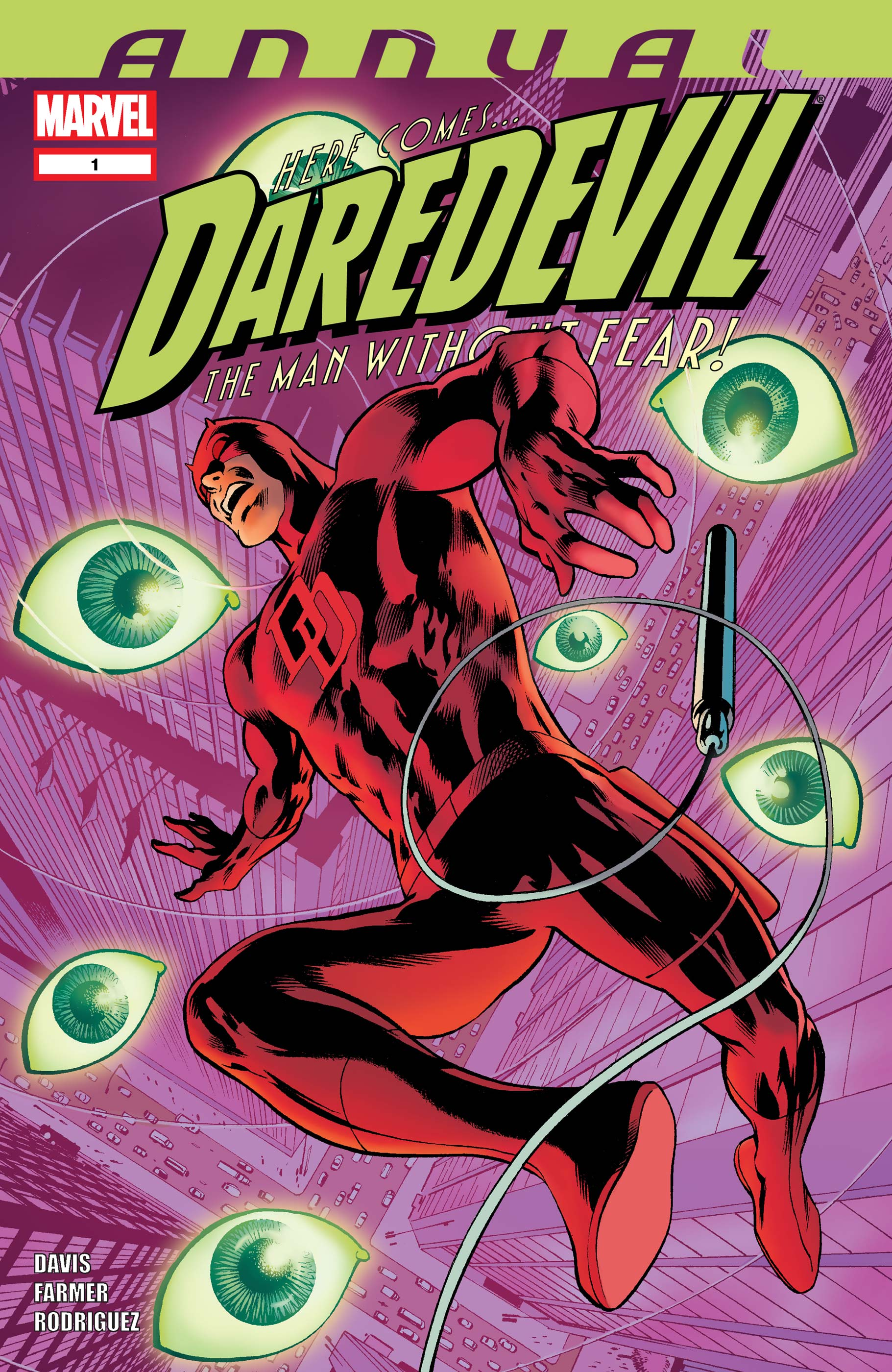 Daredevil Annual (2012) #1