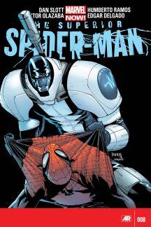 Superior Spider-Man (2013) #8