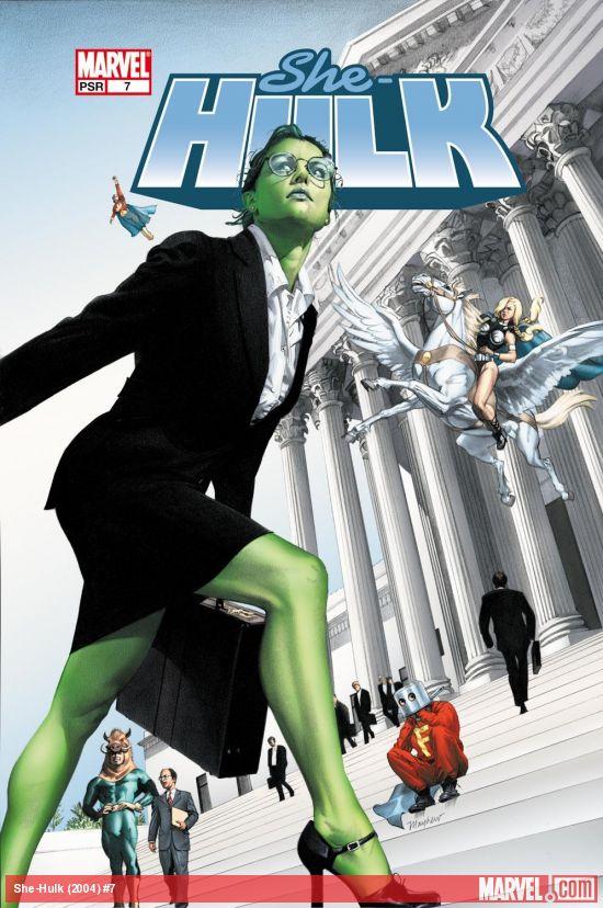 She-Hulk (2004) #7