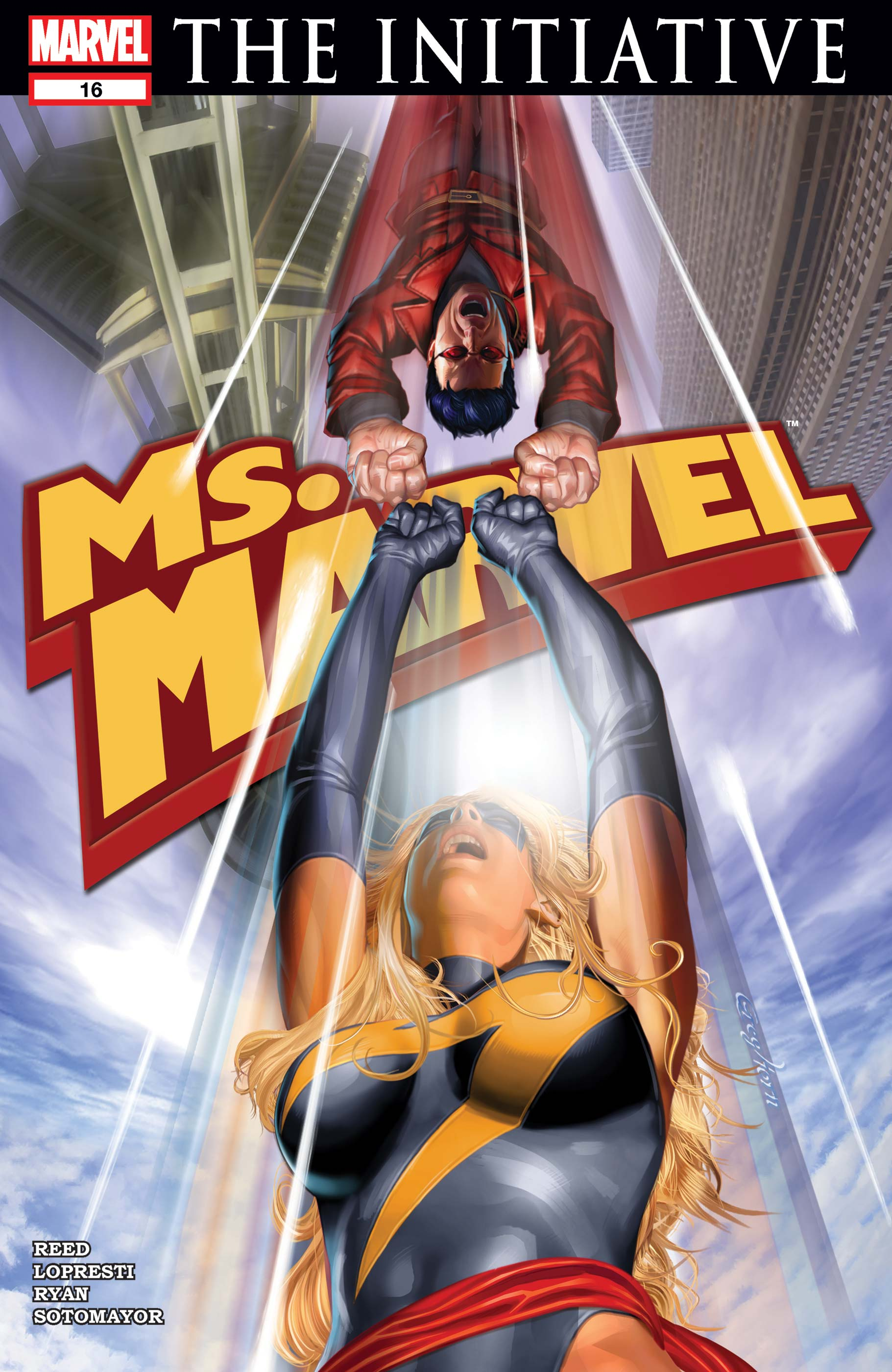 Ms. Marvel (2006) #16