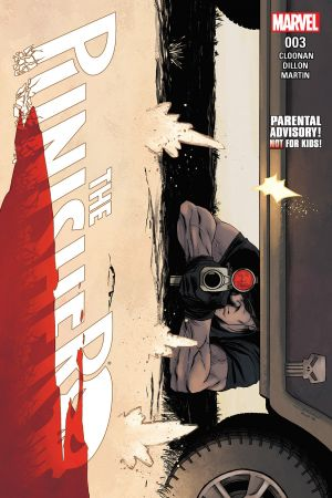 The Punisher (2016) #3