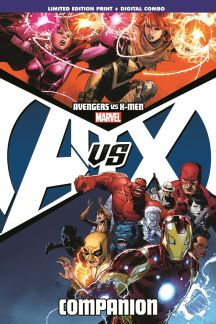 Avengers Vs. X-Men Companion (Hardcover)