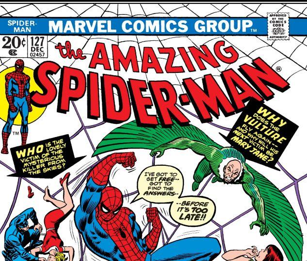 Amazing Spider-Man (1963) #127